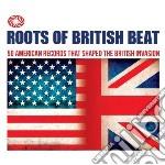 Roots of british beat cd musicale di Artisti Vari