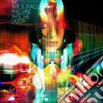 Taste the lazer cd musicale di Time and space machine