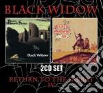 Return to the sabbat iv cd musicale di Widow Black