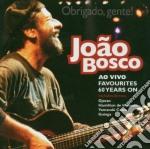 Joao Bosco - Favourites cd musicale di Joao Bosco