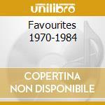FAVOURITES 1970-1984 cd musicale di Chico Barque