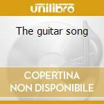 The guitar song cd musicale di Jamie Johnson