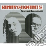 FORGETTING TO REMEMBER cd musicale di KINNY & HORNE