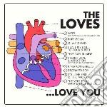 Loves - Love You cd musicale di Loves