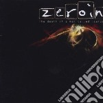 Zeroin - The Death Of A Man Called Icarus cd musicale di ZEROIN