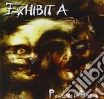 Exhibit A - Portrait In Rhyme cd musicale di A Exhibit