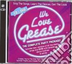 We love grease cd musicale di Artisti Vari