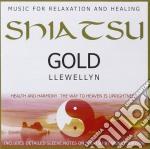 Llewellyn - Shiatsu Gold cd musicale di LLEWELLYN