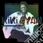 (LP VINILE) 24 hours in a disco lp vinile di Kiki Gyan