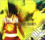 Michael Nyman - Love Counts cd musicale di Michael Nyman