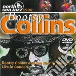 LIVE IN CONCERT (CD+ DVD) cd musicale di Bootsy&the n Collins