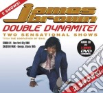 DOUBLE DYNAMITE!  (CD + DVD) cd musicale di James Brown