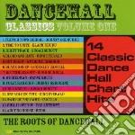DANCEHALL CLASSICS VOL.1                  cd musicale di Artisti Vari