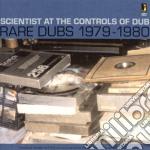 Scientist - At The Controls Of Dub cd musicale di SCIENTIST