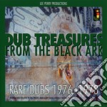 Lee Perry - Dub Treasures From The Black Ark cd musicale di Lee Perry