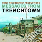Niney the observer productions: message cd musicale di Artisti Vari