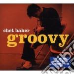 Groovy cd musicale di Chet Baker
