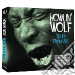 (3cd) blues from hell cd musicale di Howlin' Wolf