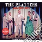 GREATEST HITS (2CD) cd musicale di PLATTERS