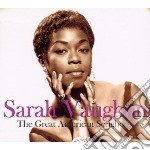 The great american songbook (2cd) cd musicale di Sarah Vaughan