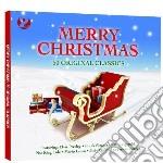 Merry christmas-50 original classic (2cd cd musicale di Artisti vari - natal