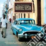 Music that inspired buena vista social c cd musicale di Artisti Vari