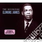 Definitive (2cd) cd musicale di James Elmore