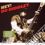 Hey bo diddley (2cd) cd musicale di Bo Diddley