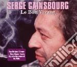 Le bon vivant (2cd) cd musicale di Serge Gainsbourg