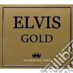 Gold cd musicale di Elvis Presley