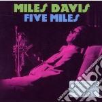 Five miles (5cd) cd musicale di Miles Davis