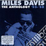 The anthology '55-'59 (5cd) cd musicale di Miles Davis