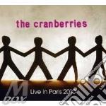 LIVE IN PARIS 2010                        cd musicale di The Cranberries