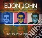 Live in verona 2009 cd musicale di John Elton