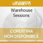 WAREHOUSE SESSIONS cd musicale di CLARO INTELECTO