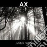 Ax - Metal Forest cd musicale di Ax