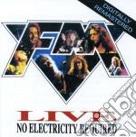 Fm - No Electricity Required cd musicale di FM