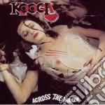 Kooga - Across The Water cd musicale di KOOGA