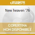 New heaven '76 cd musicale di Elvis Presley