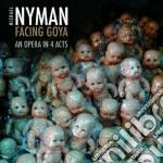 Facing goya cd musicale di MICHAEL NYMAN