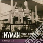 Michael Nyman / Balanescu Quartet - String Quartets 1-3 cd musicale di Nyman-balane Michael
