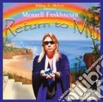 Merrell Frankhauser - Return To Mu cd musicale di Merrell Fankhauser