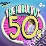 Faboulous fiftes cd musicale di Artisti Vari