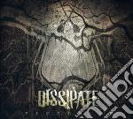 Dissipate - Tectonics cd musicale di Dissipate