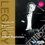 Brahms Johannes - Concerto Per Pianoforte N.2, Rapsodia Op.79 N.1, Op.76 N.2 cd musicale di Johannes Brahms