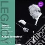 Sinfonia n.3 cd musicale di Gustav Mahler