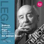 Brahms Johannes - Sinfonia N.3 cd musicale di Johannes Brahms
