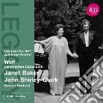 Wolf Hugo - Italienisches Liederbuch cd musicale di Hugo Wolf