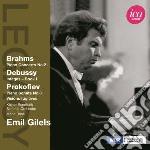 Brahms Johannes - Concerto Per Pianoforte N.2 Op.83 cd musicale di Johannes Brahms