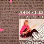 John Miles - Transition cd musicale di John Miles